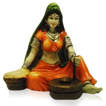 Diwali gifts hamper Rajasthani Chakki Lady