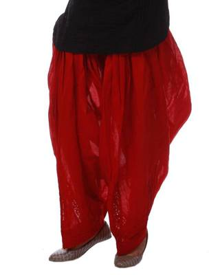 Patiala Salwars in cotton