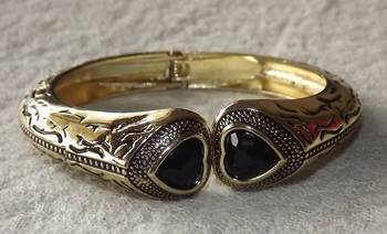 Trendy Openable Brass Bangle