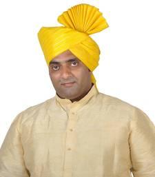 Buy Jari Small Lining Kolhapuri Pheta Turban men-festive-wear online