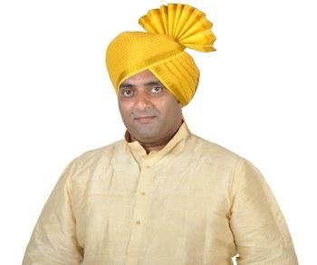Banarasi Jari Kolhapuri Pheta Turban