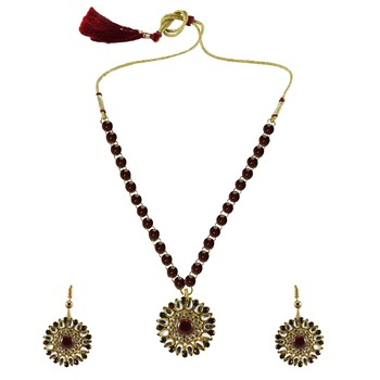 Gold Platted Brass Necklace