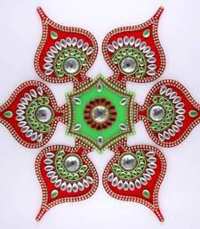 Diwali decorations DESIGNER ACRYLIC RANGOLI