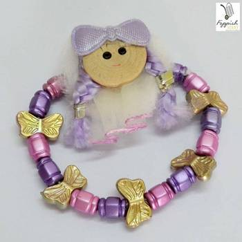 Set of 2 pcs Pretty Dolly Bracelet