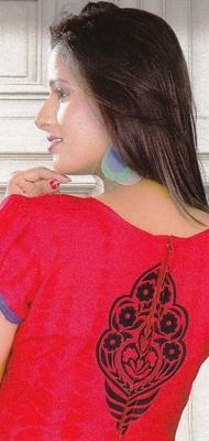 Dress Material Crepe Designer Prints Unstitched Salwar Kameez Suit D.No SJ1107