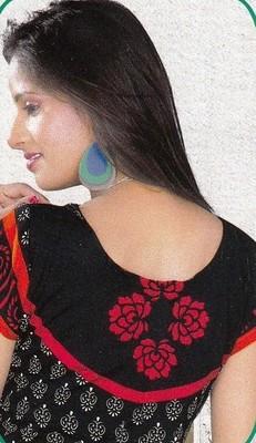 Dress Material Crepe Designer Prints Unstitched Salwar Kameez Suit D.No SJ1108