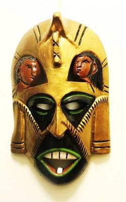 Warrior Terracotta Mask