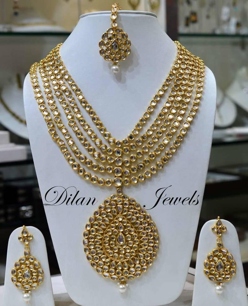 Buy Kundan Bridal Rani Haar Online