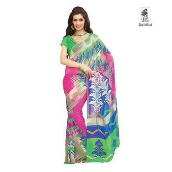 Party Wear Sari Kaju4720