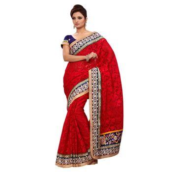 Elegant Designer Sari 4001D