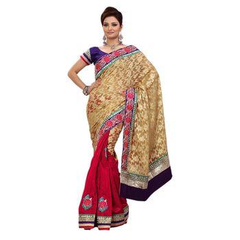 Elegant Designer Sari 4004A