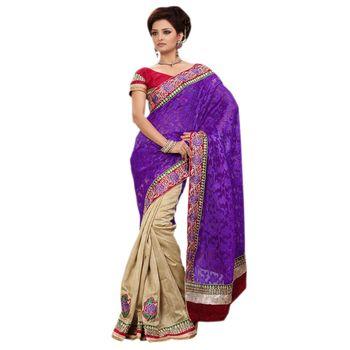 Elegant Designer Sari 4004C