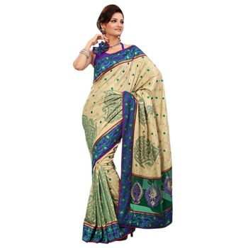 Elegant Designer Sari 6001A