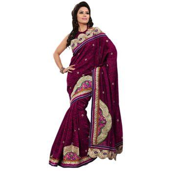 Elegant Designer Sari 7841B