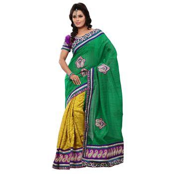Elegant Designer Sari 7997D