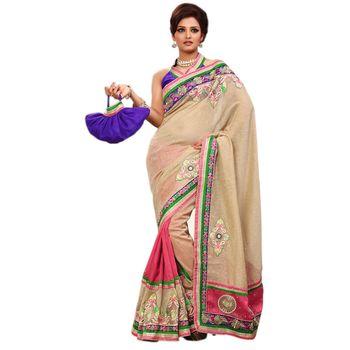 Elegant Designer Sari 8154B