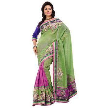 Elegant Designer Sari 8154C
