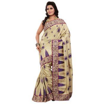 Elegant Designer Sari 9043D