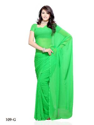 Mind Blowing Casual / Party Wear Saree from Diva Fashion