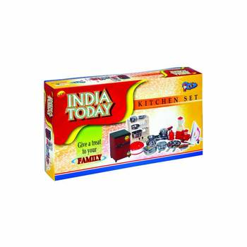 Sunny Toys India Today Kitchen Set Charu Boutique 608787
