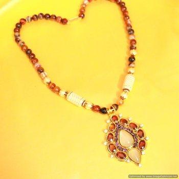 Precious Stones  Necklaces