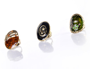 Combo of Multicolour Rings