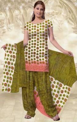 Crepe dress material elegant designer unstitched salwar suit d.no 5901