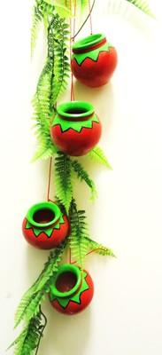 Multicolored Tomato Hanging