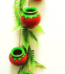 Buy Multicolored Tomato Hanging pot online