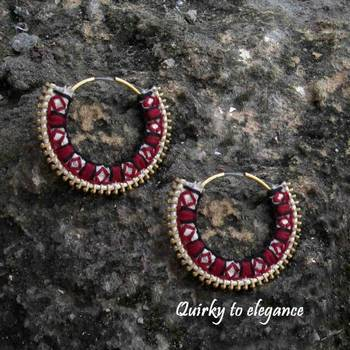 quirky to elegance hoops