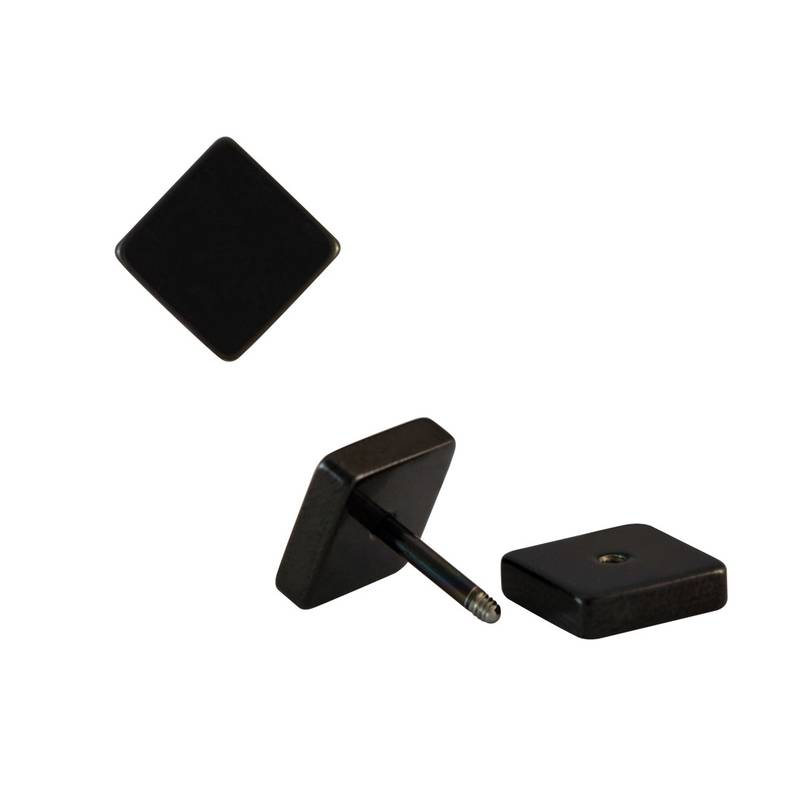 newtown square black single men Men's earrings : free shipping on orders over $45 at overstock - your online men's jewelry  bling jewelry black square cz screw back stud earrings 925 sterling.