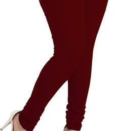 Buy marron leggings( pack of 1) plus-size-legging online