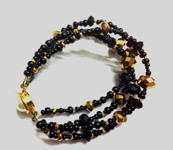 Golden Lighters- Bracelet