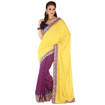 Elegant Designer Sari Gap1501