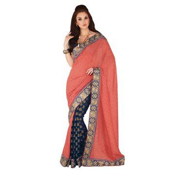 Elegant Designer Sari Gap1514