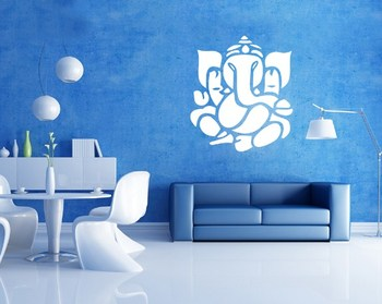 Lord Ganesha Wall decal