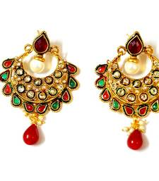 Buy Classic Antique look multi colour earings jewellery-combo online