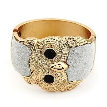 Black Eyes Owl Bracelet