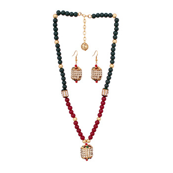 Beads fashion necklace jewelry