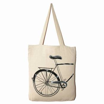 Cinematic Cycle Tote Bag