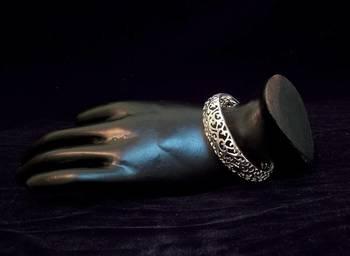 silver bracelet gift for rakhi