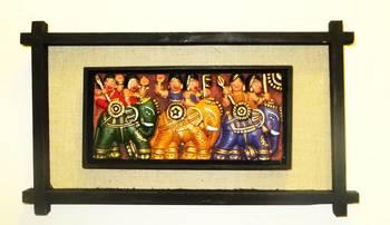 Terracotta Celebration Frame