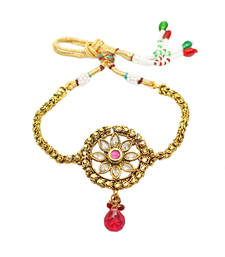 Buy Antique Designer Bollywood Style & Traditional   Bajuband bajuband online