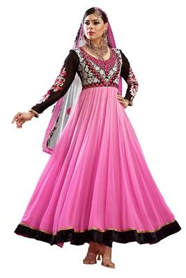 Party Wear Dress Material Fanz1014