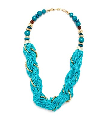 Beaded Stylish Neckpiece