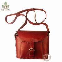 Retro Stylish Handmade Leather Bag
