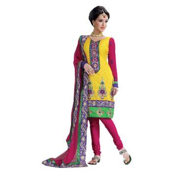 Hypnotex Pure Banarasi Jacquard Designer Dress Material 801