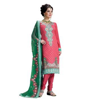 Hypnotex Pure Banarasi Jacquard Designer Dress Material 802
