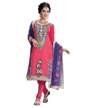 Hypnotex Pure Banarasi Jacquard Designer Dress Material 805