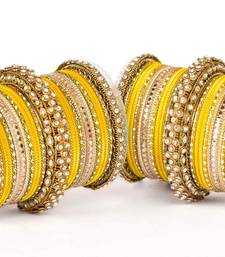 Buy Traditional two hand bangle set wedding-season-sale online